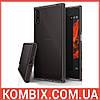 Чехол для SONY Xperia XZ F8332 Dual Sim Smoke Black - Ringke Fusion