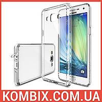 Чехол для SAMSUNG Galaxy A5 Crystal - Ringke Fusion, фото 1
