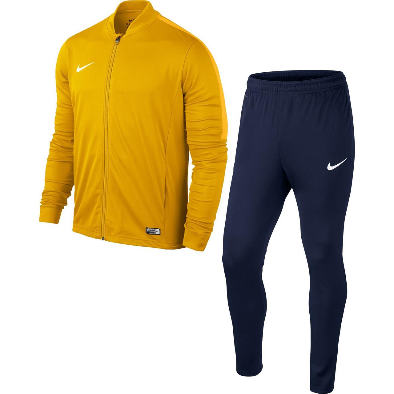 Костюми чоловічі TEAM-каталог Спортивный костюм Nike Academy 16 Knit 808757-739(05-04-02-02) XL