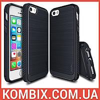 Чехол для iPhone SE/5S/5 Midnight Navy - Ringke Onyx, фото 1
