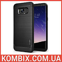 Чехол для SAMSUNG Galaxy S8 Plus Black - Ringke Onyx, фото 1