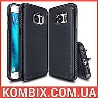 Чехол для SAMSUNG Galaxy S7 Midnight Navy - Ringke Onyx, фото 1