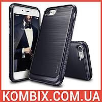 Чехол для Apple iPhone 7 / 8 Midnight Navy - Ringke Onyx, фото 1
