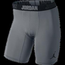Лосіни короткі Термобелье Nike Air Jordan COMP 6 642344-091(02-08-07-03) M