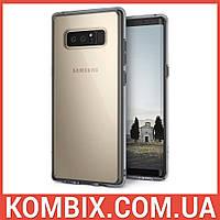 Чехол для SAMSUNG Galaxy Note 8 Smoke Black, фото 1