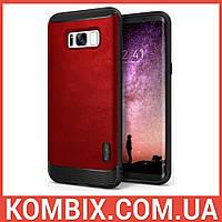 Чехол для SAMSUNG Galaxy S8 Red - Ringke Flex S, фото 1