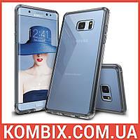 Чехол для SAMSUNG Galaxy Note 7 N930F Smoke Black, фото 1
