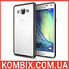 Чехол для SAMSUNG Galaxy A7 Smoke Black