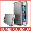 Чехол Mirror для iPhone SE/5S/5 Silver