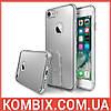Чехол Mirror для Apple iPhone 7 / 8 Silver