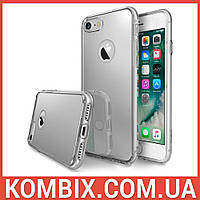 Чехол Mirror для Apple iPhone 7 / 8 Silver, фото 1