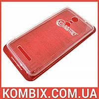 Чехол для Xiaomi Redmi Note 3 прозрачный (не силиконовый), фото 1