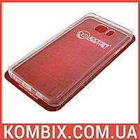 Чехол для Samsung Galaxy Note 5 прозрачный (не силиконовый), фото 1