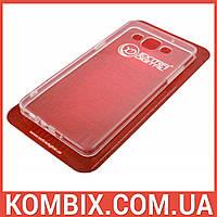 Чехол для Samsung Galaxy A5 прозрачный (не силиконовый), фото 1