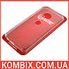 Чехол для Motorola Moto G5 Plus (XT1685) прозрачный (не силиконовый)