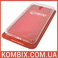 Чехол для Meizu M3 Note прозрачный (не силиконовый), фото 1