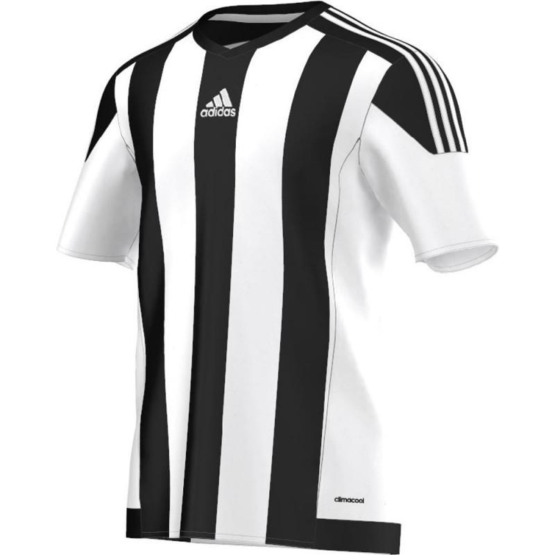Футболки мужские Футболка Adidas STRIPED 15 JSY Mens Adidas M62777(05-10-04-02) M