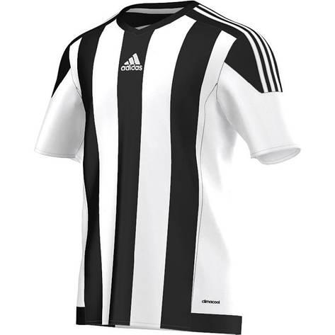 Футболки мужские Футболка Adidas STRIPED 15 JSY Mens Adidas M62777(05-10-04-02) M, фото 2