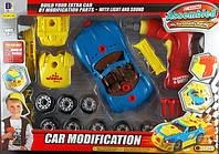Конструктор  661-184 -  Автомобиль (30 дет.)