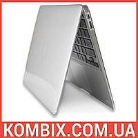 Чехол JCPAL для MacBook Pro 15 Retina матовый серый, фото 1