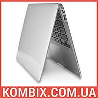 Ультратонкий чехол JCPAL для MacBook Air 11 матовый серый, фото 1