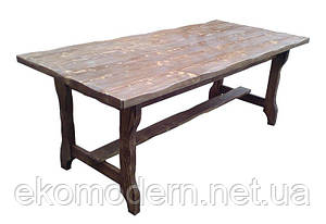 Стол деревянный состаренный ВИМАРК