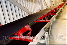 Ленточный конвейер (навантажувач) ширина 900 мм длинна 2 м., фото 3