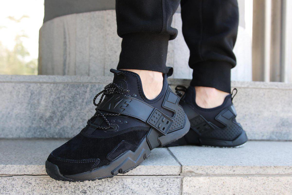 Кроссовки Nike мужские NIKE AIR HUARACHE DRIFT PRM(03-07-12) 44 ... b8e1c735822
