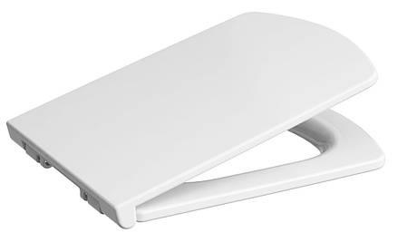 Сиденье для унитаза  Cersanit  EASY дюропласт медленно падающее, фото 2