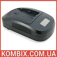 Зарядное устройство DC-100 для Canon BP-807, BP-808, BP-809, BP-819, BP-827 (LCD) – ExtraDigital, фото 1