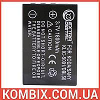 Аккумулятор Kodak KLIC-5001, DB-L50 | ExtraDigital, фото 1