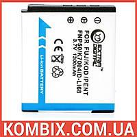 Аккумулятор Kodak KLIC-7004, Fuji NP-50 | ExtraDigital, фото 1