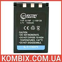 Аккумулятор Olympus LI-10B, Li-12B, DB-L10 | ExtraDigital, фото 1
