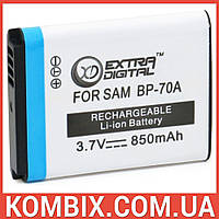 Аккумулятор Samsung BP70A | ExtraDigital, фото 1