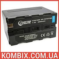 Аккумулятор Sony NP-F970 | ExtraDigital, фото 1