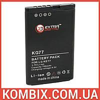 Аккумулятор LG KG77 | Extradigital, фото 1