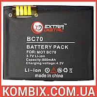 Аккумулятор для Motorola BC70   Extradigital, фото 1
