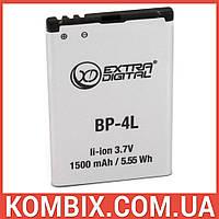 Аккумулятор Nokia BP-4L | Extradigital, фото 1
