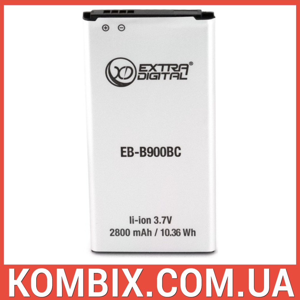Аккумулятор для Samsung GT-i9600 Galaxy S5 | Extradigital, фото 1