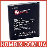 Аккумулятор для Samsung GT-i9300 Galaxy S3 | Extradigital, фото 1