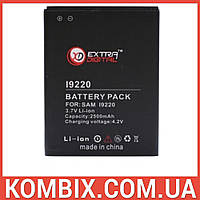 Аккумулятор для Samsung GT-i9220 Galaxy Note | Extradigital, фото 1