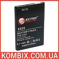 Аккумулятор для Samsung SGH-X520 | Extradigital, фото 1