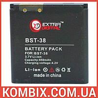Аккумулятор для Sony Ericsson BST-38 | Extradigital, фото 1