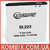 Аккумулятор Lenovo BL222   Extradigital