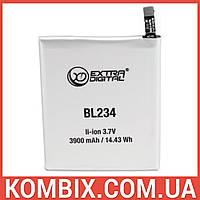 Аккумулятор Lenovo BL234 (P70) 4000 mAh | Extradigital, фото 1