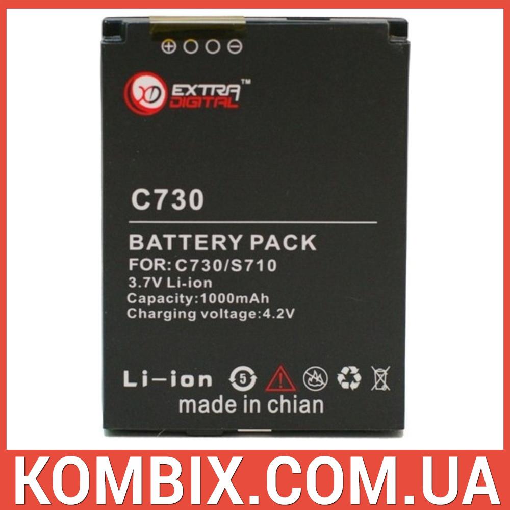 Аккумулятор для HTC S730   Extradigital, фото 1