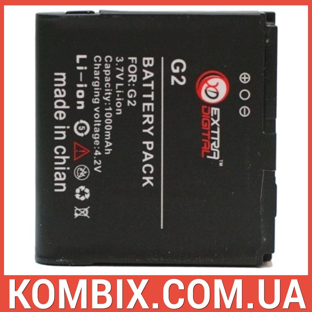 Аккумулятор для HTC G2 | Extradigital, фото 1