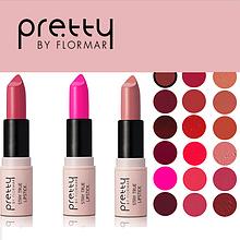 Помада для губ Pretty By Flormar Stay True Lipstick №12