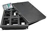 Весы товарные напольные 300 кг усиленные 400х500 мм, фото 2
