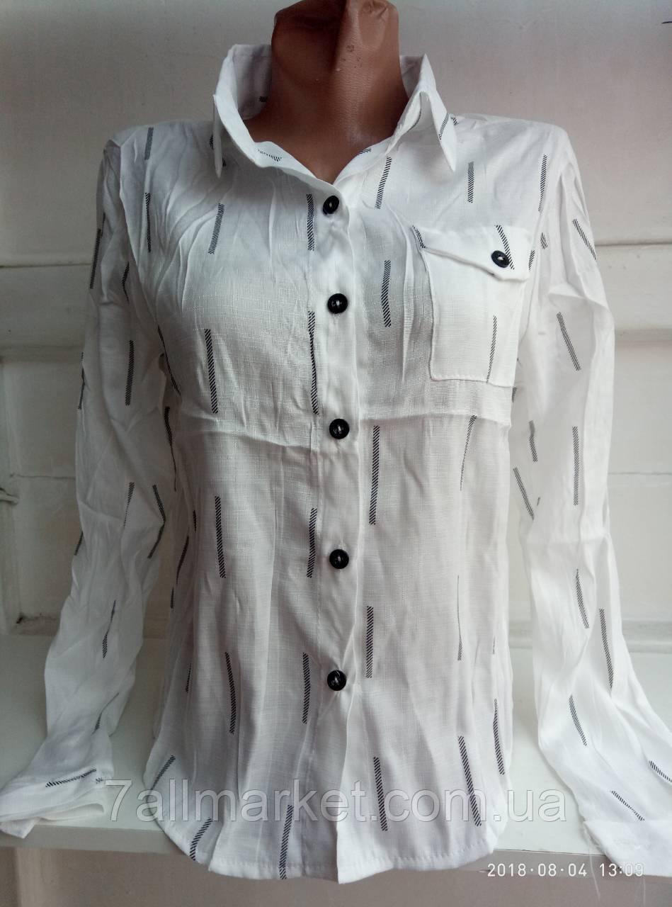 313f8f99830 ... Рубашка женская модная с принтом размеры S-L (2 цвета) Серии
